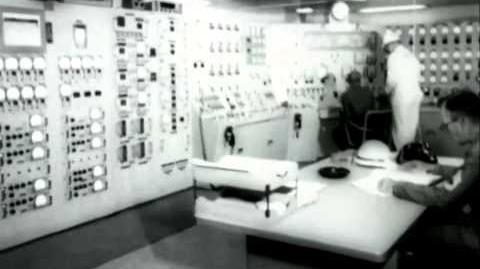 Floating Nuclear Power Plant January 31, 1967, Universal Newsreel