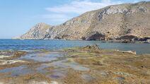 Cabo Cope visto desde la Playa de Cope (Águilas)