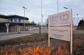 Urananreicherungsanlage Gronau Haupttor