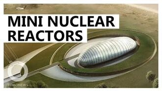 Rolls-Royce to build mini nuclear reactors in the U.K. - TomoNews
