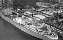 Bundesarchiv B 145 Bild-F031997-0019, Frachter NS Otto Hahn