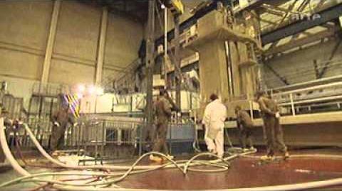 Demontage - Ein Atomkraftwerk kommt auf den Schrott