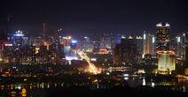Huizhou Night Scene