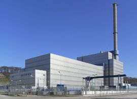 Kernkraftwerk Kruemmel Side retouched