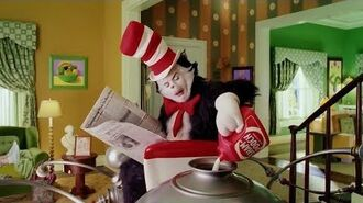 Cleaning Up The House - Getting Better - The Cat in the Hat (2003)