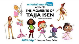 The Moments of Tajja Isen The Complete Boxed Set - Blu-ray Teaser Trailer (Fanmade)