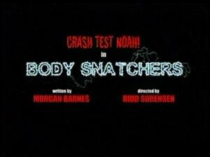 Bodysnatchers