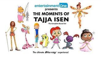 The Moments of Tajja Isen Opening Intro (Blu-ray Version) 1080p HD