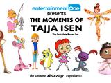 The Moments of Tajja Isen