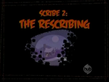 Scribe 2: The Re-Scribing