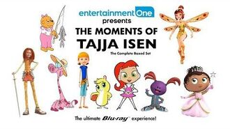 The Moments of Tajja Isen Opening Intro (Early Long Version) 1080p HD