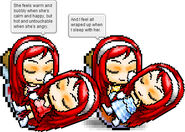 BannedStory Atomic Betty and Clones sleeping