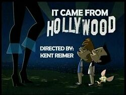 It Came From Hollywood