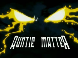 Aunttit