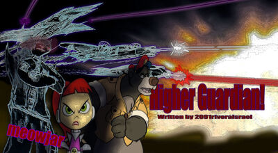 Higher Guardian! New Cover Art 3