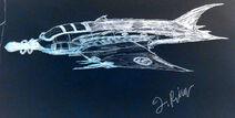Atomic Bettys Upgraded Starship