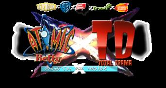 Atomic Betty X Total Drama Logo v2