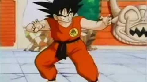 Dragon ball AMV Son Goku vs piccolo jr Dustz Break and Peace