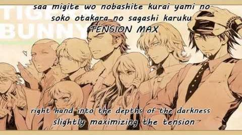 Tiger & Bunny Opening 1 - Orion wo Nazoru Full (Subs)