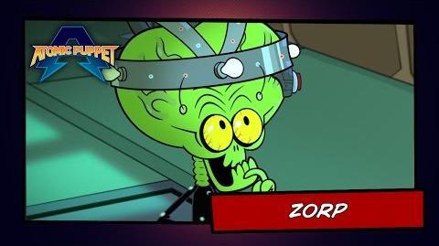 Atomic Puppet - Zorp - Video Profile