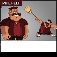 Phil AP CharactersProfile