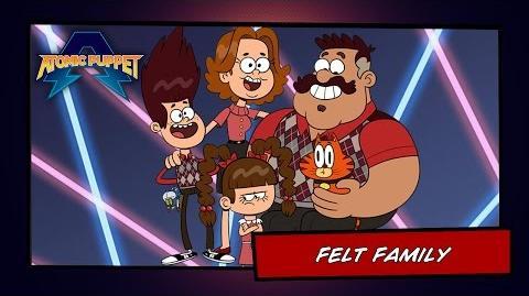 Atomic Puppet - The Felt Family - Video Profile