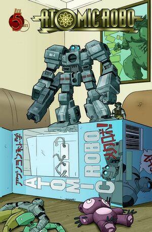 Atomic Robo 4 2