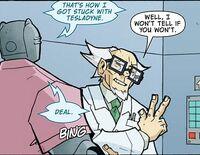 Dr. Yumeno