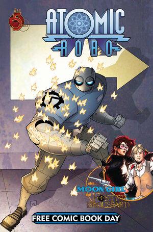 Atomic Robo FCBD 4