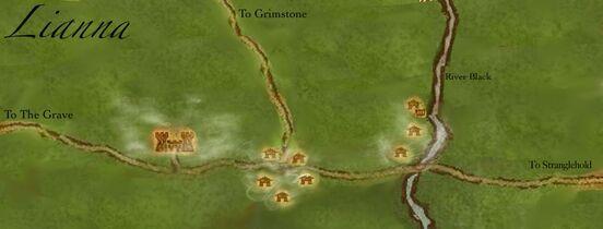 Lianna map