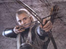 Legolas-with-two-arrows