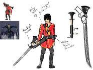 Meet the Swordsman