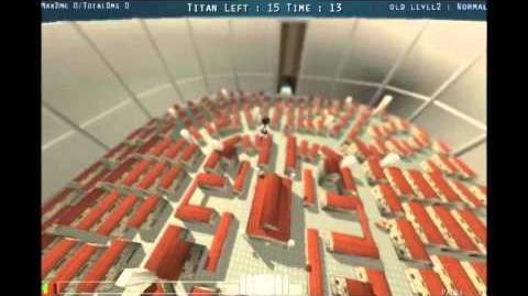 进击的巨人同人小游戏《巨人的猎手》11 10 2013更新内容 Attack On Titan Tribute Game Update11102013