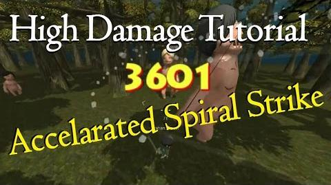 AoTTG Accelerated Spiral Strike Tutorial By AbrahamLincoln