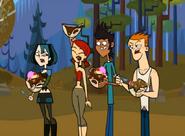 Zoey vince su Gwen;Scott e Mike
