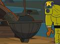 Backstabber ahoy!