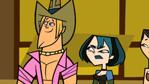 Gwen non gradisce l'ottimismo di Geoff