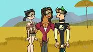 TDWT Alejandro alleanza fasulla con Heather e Duncan