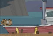 Barca del predente