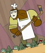 TDI Chef assalto della tartaruga