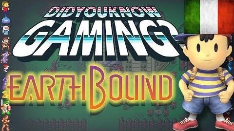 Earthbound - Did you Know Gaming? ITA Feat. LeoMeme2401