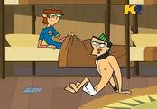 TDI Duncan rimprovera Harold per mutande sporche