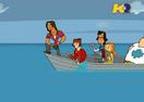 TDWT Squadra di Chris su barca