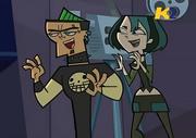 TDI Duncan e Gwen descrivono scena film Horror