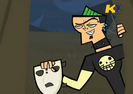 TDI Duncan mostra maschera pazzo assassino