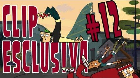 Ossa rotte - A Tutto Reality Il Tour - Clip esclusiva 12 - K2