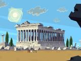 Pezzi di Grecia