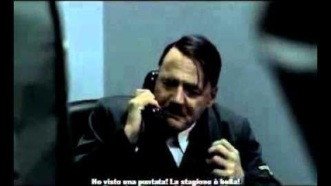 Hitler si ricrede su A Tutto Reality La Vendetta dell'Isola