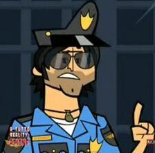TDA Chris poliziotto