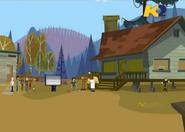 TDRI Duncan fugge nel bosco